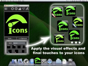 Quick Icons Visual Effects