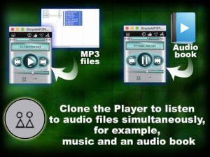 Simple MP3 Player Clone Mode